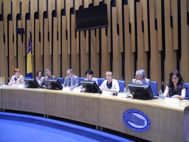 Tematska konferencija Zajedničke komisije za ljudska prava Parlamentarne skupštine BiH posvećena 30. avgustu, Međunarodnom danu nestalih
