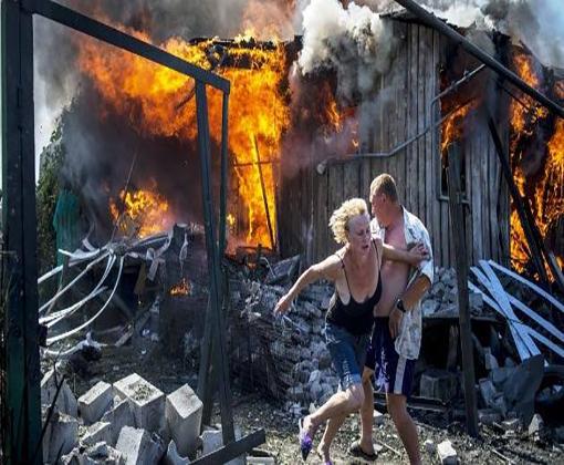 Civili na istoku Ukrajine ginu svakodnevno. I nikom ništa.