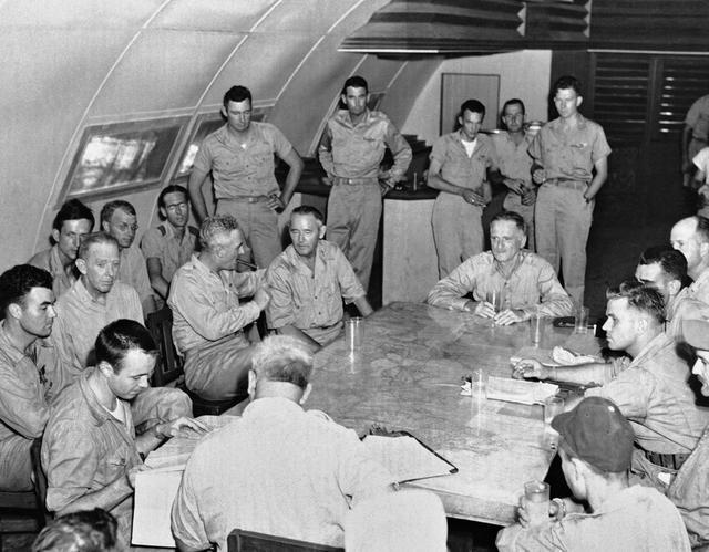 Posada američkog bombardera i organizatori posle napada