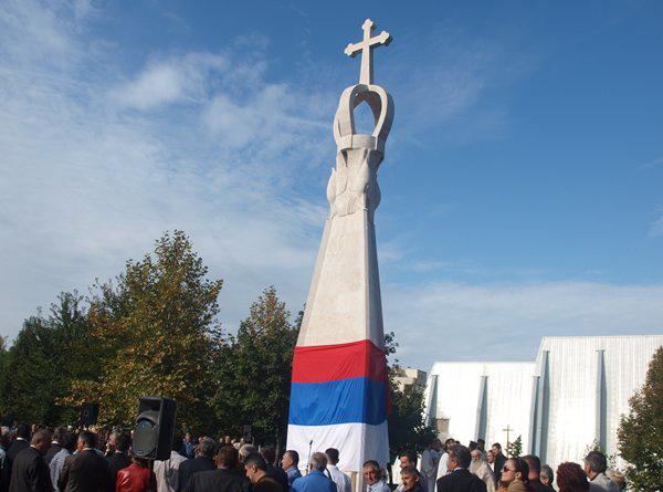 Vladika Grigorije: Ravnogorski park je ponikao iz velike žrtve, krvi i suza