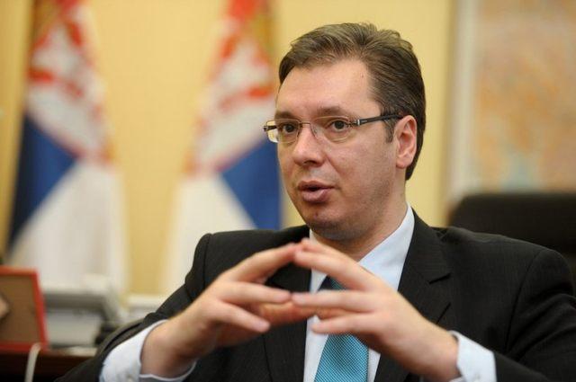 Predsjednik Vlade Republike Srbije Aleksandar Vučić