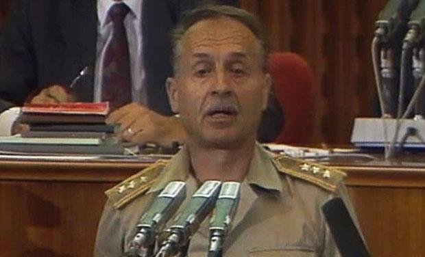 General Aksentijević