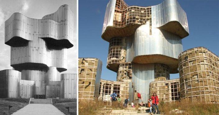 Spomenik ustanku naroda Banije i Korduna uništava se od 1995. godine