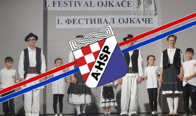 """""""Pravaši"""" prekinuli Festival ojkača u Petrinji (Foto: privrednik.net)"""
