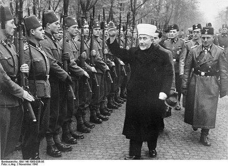 Haj-Amin-al-Husayni-Bosnian-SS