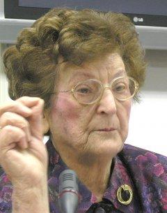 Smilja Avramov (1918-2018.)