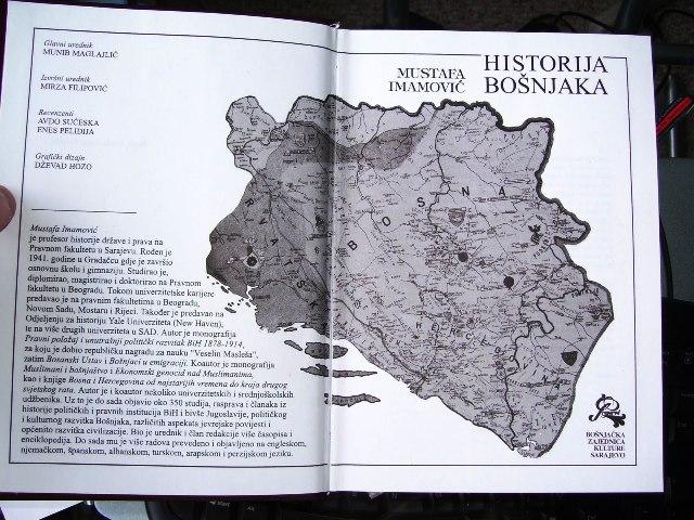 Historija Bošnjaka, prof. Mustafa Imamović