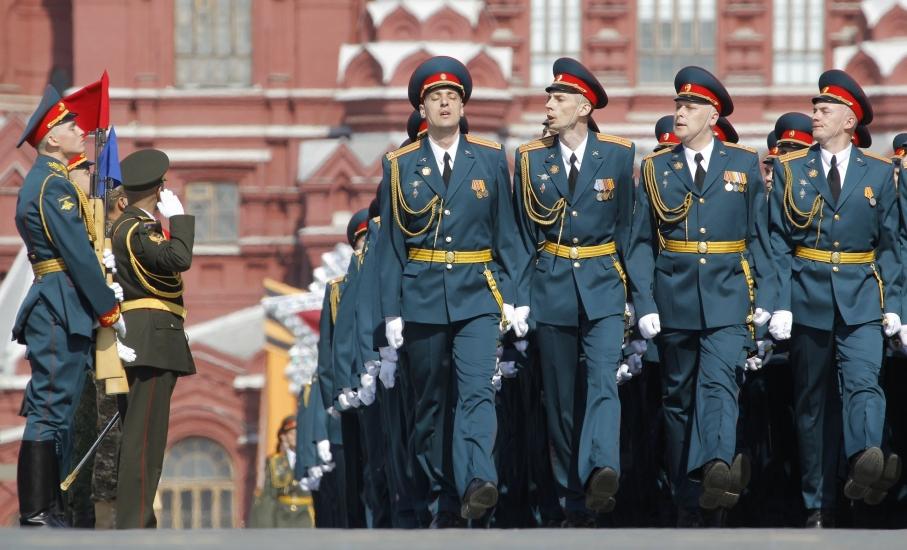 Moskva vojna parada