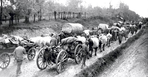Srpska vojska 1915.