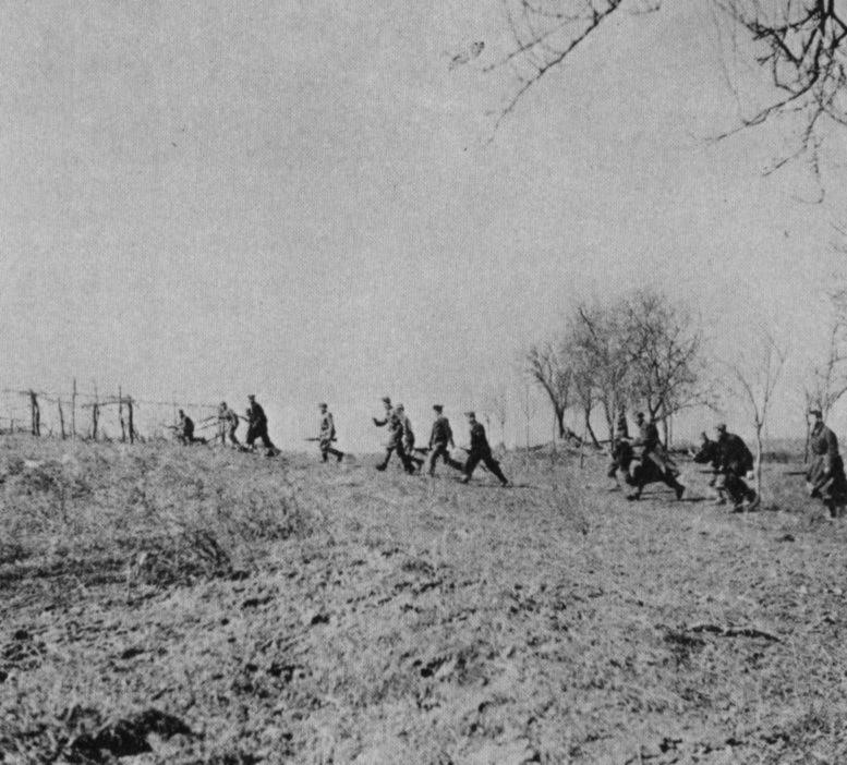 Juriš partizana na Grubišno Polje 1944. godine