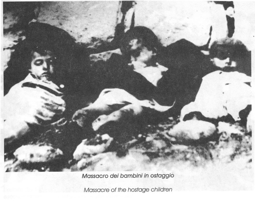 Masakr djece logoraša