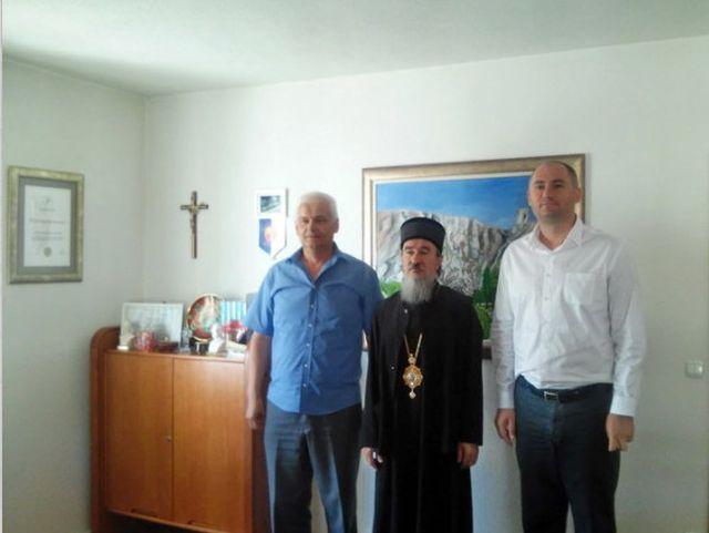 Episkop Atanasije kod premijera Livanjskog kantona