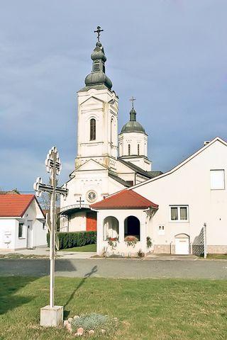 Manastir SPC u Jasenovcu (Foto Rade Krstinić)