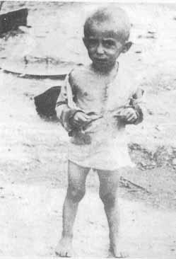 Children at Jasenovac