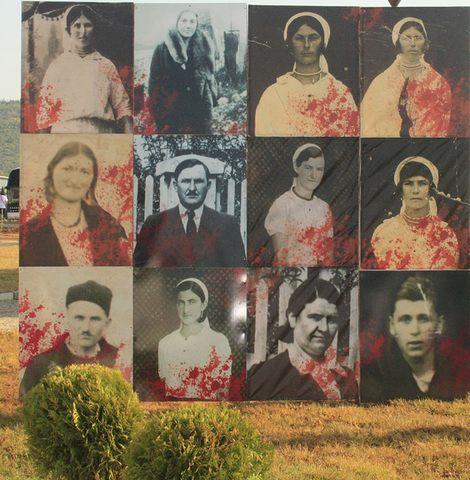 Opomena sa panoa: Pre 75 godina prebilovački mučenici imali su brige i život kao i mi danas