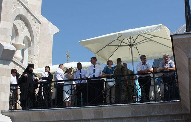 Od Vukana do Milorada Dodika: Na krovu Hrama Vaskresenja našli su se mnogi političari RS