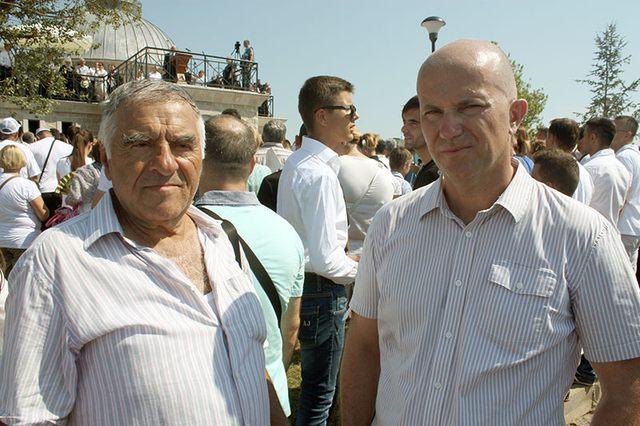 Neimari Vjenčac grada: Mada zaokupljeni obnovom hrama Svetog Đorđa u Nevesinju Šipovci nisu izostali sa najvećeg hercegovačkog skupa