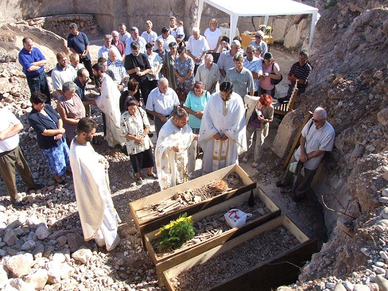 9. avgust: Liturgiju u slavu Svetim Prebilovačkim novomučenicima služiće vladike Grigorije i Atanasije
