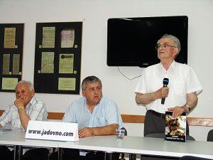 "Promocija knjige ""Bilogora i Grubišno Polje 1941. - 1991."" u Zagrebu"