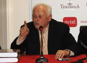 Prof. dr Svetozar Livada (Izvor: Jadovno 1941)