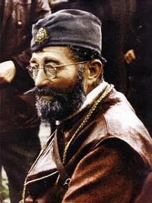 Na slici: General Dragoljub Mihajlović.