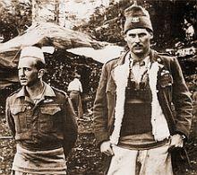 Ficroj Meklejn, šef britanske vojne misije pri VŠ NOVJ