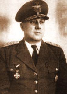 Na slici: General Borivoj Mirković.
