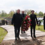 17.04.2011. Milan Bastašić: Nakon 20 godina progonstva, ponovo u Jasenovcu - 17.04.2011. Milan Bastašić: Nakon 20 godina progonstva, ponovo u Jasenovcu