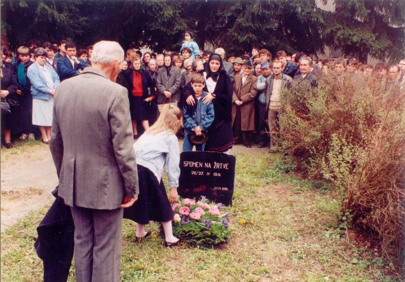 Grubišno Polje 27. april 1991.