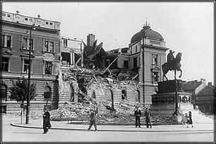 Obeležavanje 70 godina od nemačkog bombardovanja Beograda 1941.