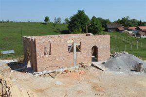 Počela izgradnja crkve u D. Budačkom kod Karlovca
