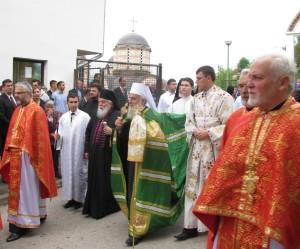 Patrijarh srpski Irinej u Foči