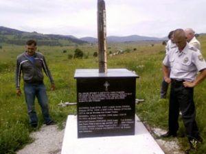 Spomenik srpskim žrtvama na Petrovačkoj cesti