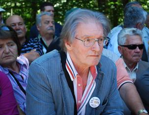 Igor Mandić na Jadovnu