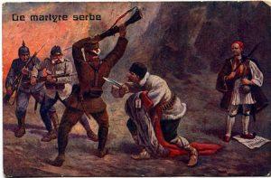 Napadanje Srbije