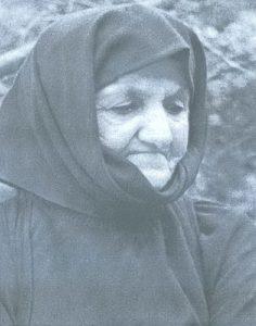 """Gospava Cijetić, udata Bošković, zvana Prndža: """"Da prostiš, ja sam bila u drugom stanju kad me bacilo u jamu..."""""""