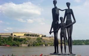 Spomenik žrtvama Novosadske racije
