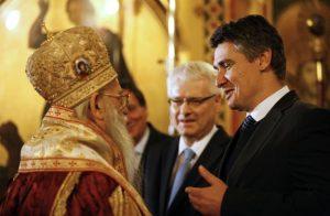 Прослава православног Бадњака