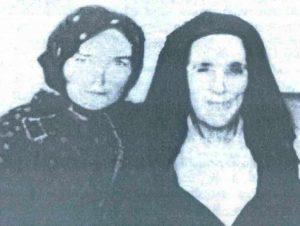 Milka i Cvita, sestra i majka Danice Bošković-LALIĆ, koje su kao i ona, preživjele pakao jame Ravni Dolac