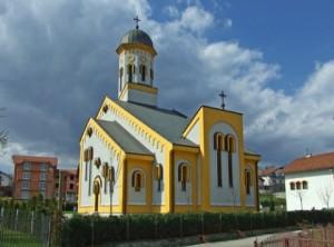 Црква Св. великомученика Георгија у насељу Дракулић