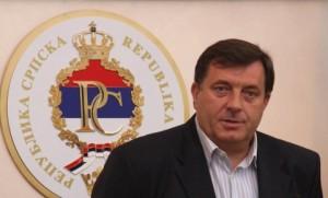 Predsjednik RS Milorad Dodik