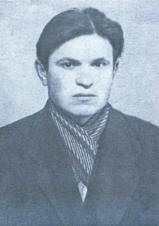 ПАВО МИТРОВИЋ (једна од ријетких сачуваних фотографија побијених Срба из Голињева)