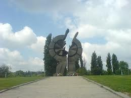 Sajmište - spomenik