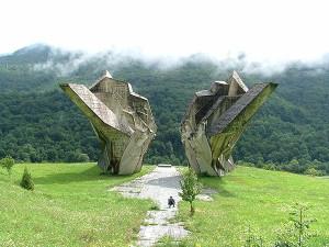 Spomenik Tjentište (foto: google.com)