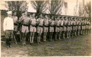 Odbrambeni tečaj Sokolske župe Beograd 1940 - Odbrambeni tečaj Sokolske župe Beograd 1940.
