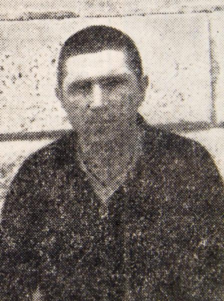 Zločinac Ivan Kevrić