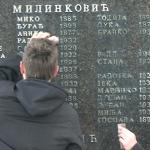 Bijeli Potok 12.aprila, 2012. uređenje spomen-obilježja