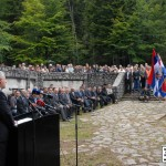 Keomemorativni skup kod Šaranove jame 29.06.2013. - Komemorativni skup kod Šaranove jame 29.06.2013.