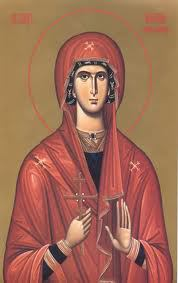 Sveta Ognjena Marija Livanjska