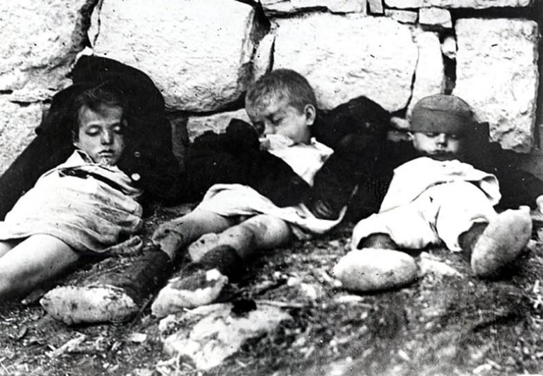 Побијена српска дјеца